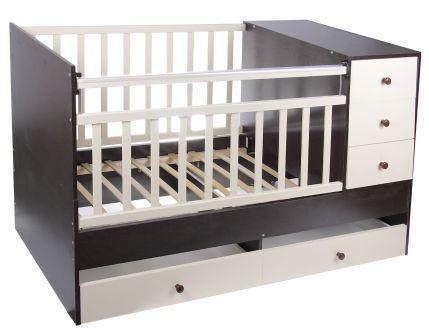 Детская кровать - трансформер КТ 1