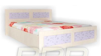 Кровать Герда ирис/арабика