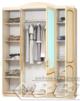 Шкаф для одежды и белья Сабрина