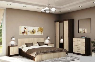 Готовое решение Спальня Бася