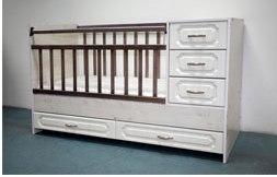 Детская кровать - трансформер КТ 3