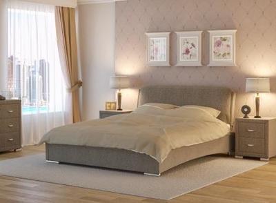 Кровать Nuvola-4 (1 подушка)