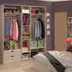 Шкаф для одежды и белья 2 Майя