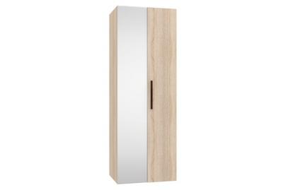 Шкаф для одежды с зеркалом Баухаус