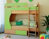 Кровать 2-х ярусная Малыш