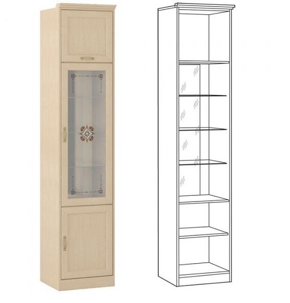 Шкаф-витрина 502 Флорида