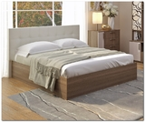 Кровать Баунти с мягким изголовьем