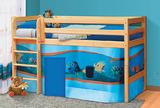 Кровать Фант из массива №11