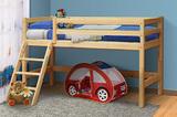 Кровать Фант из массива №12