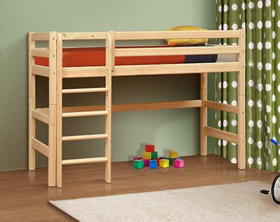 Кровать Фант из массива №5
