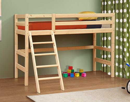 Кровать Фант из массива №6