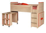 Кровать-чердак Севилья