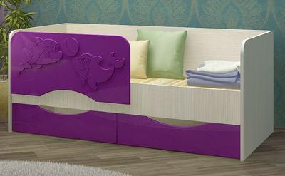 Детская кровать Дельфин-2