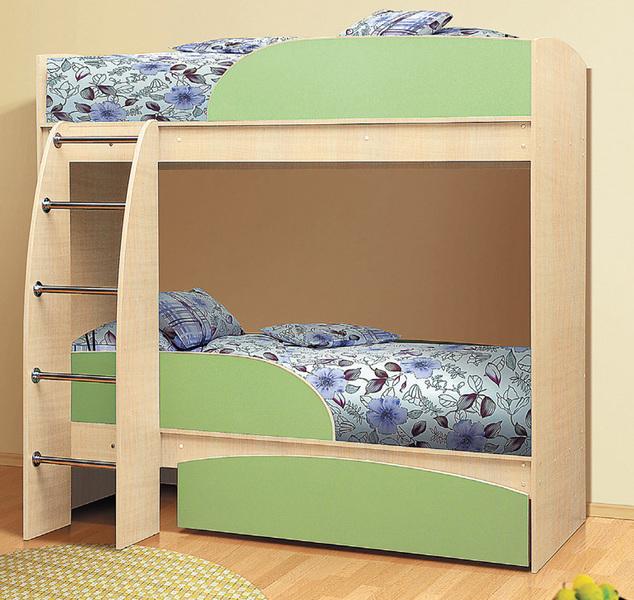Кровать 2-х ярусная Омега 4