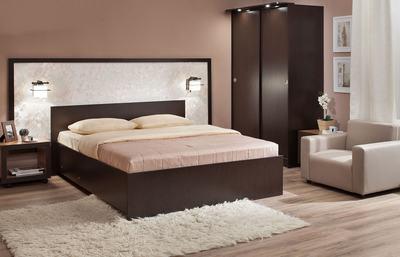Кровать Эко с подъемным механизмом