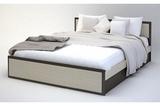 Кровать Элегия с матрасом