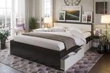 Кровать Гармония с ящиками и матрасом