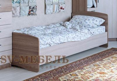 Кровать односпальная ГОРОД