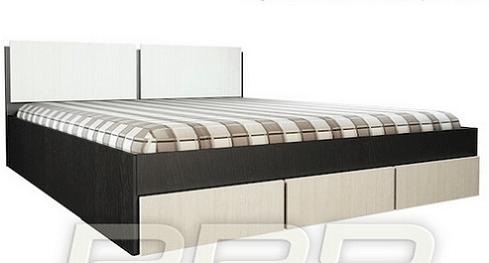 Кровать Грация с ящиками ВВР