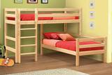 Кровать из массива Фант(вариант №7)