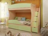 Кровать Омега 15 двухъярусная