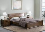 Кровать Венеция сосна