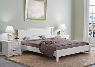 Кровать Венеция тахта Сосна
