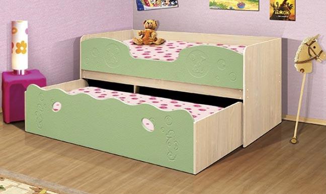 Кровать 2-х ярусная Омега 11