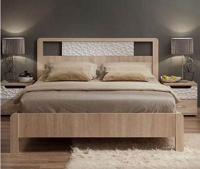 Кровать Виспа-4 с матрасом