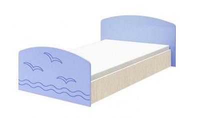 Кровать Юниор-2 глянец