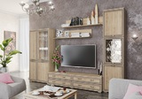 Модульная гостиная Ливорно дуб сонома комплект-1