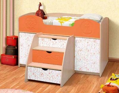 Набор мебели для школьника Омега 5 ЛДСП