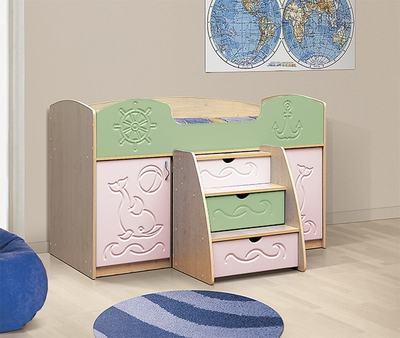 Набор мебели для школьника Омега 5 МДФ