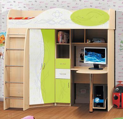 Набор мебели для школьника Омега 9 ЛДСП