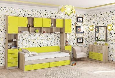 Детская спальня Ника