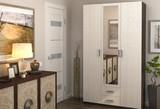 Шкаф 3-х створчатый Трио