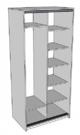 Шкаф-купе Мираж 10