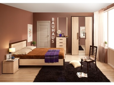 Спальня Баухаус