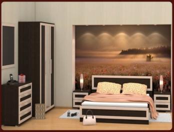 Спальня Верона НиКмебель