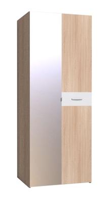 Шкаф для одежды с зеркалом Виспа
