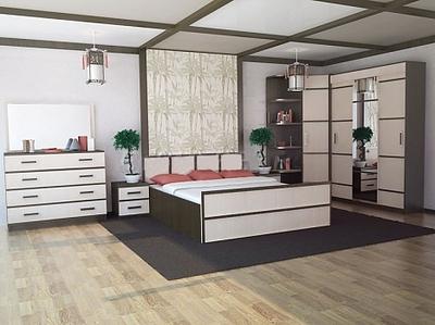 Спальня Сакура